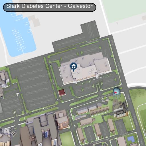 Stark Diabetes Center - Galveston
