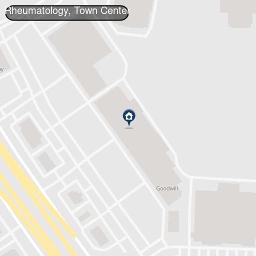 Rheumatology, Town Center