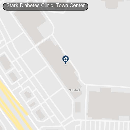 Stark Diabetes Clinic, Town Center