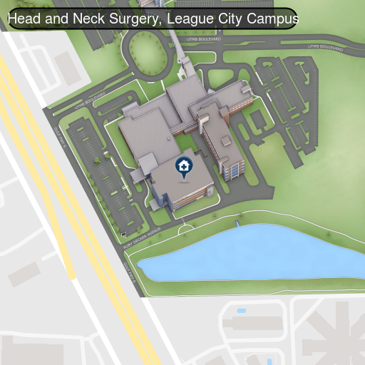 Head and Neck Surgery, League City Campus