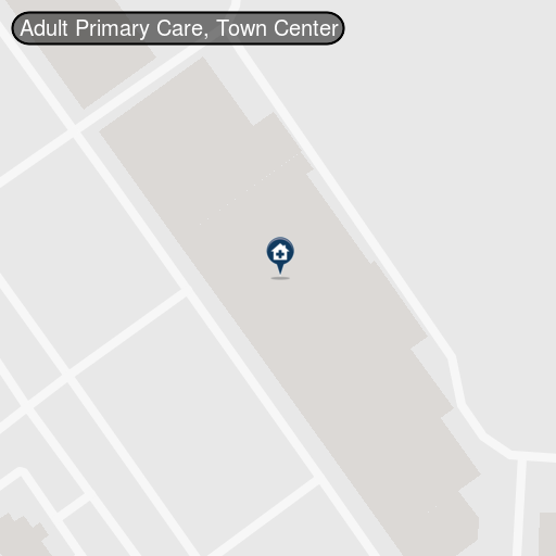 Adult Primary Care, Multispecialty Center